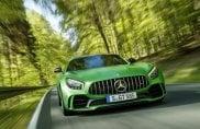 Mercedes AMG-GT R, bis sul podio