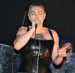 Sinéad O'Connor si è disintossicata