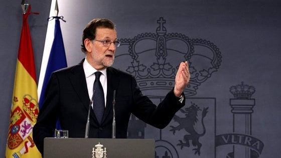 Spagna fuori dalla paralisi, dopo 300 giorni Rajoy ha l'incarico per il nuovo governo