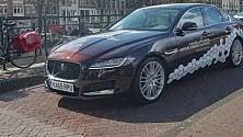 Jaguar: guida autonoma, l'unione fa la forza