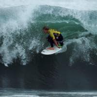 Portogallo, acrobazie sulla tavola: i campioni della World surf league