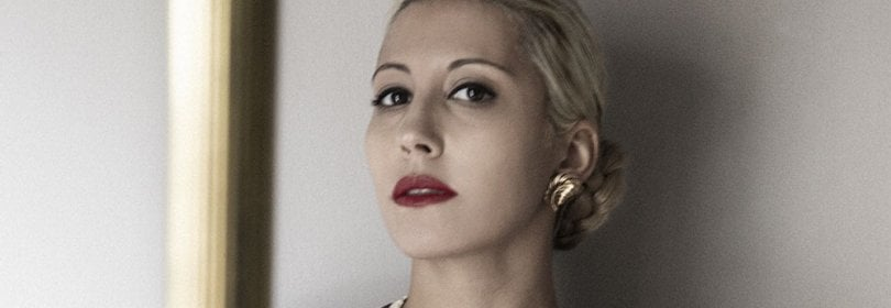 """Malika Ayane: """"Io Evita come Madonna, simbolo per le donne"""" -  Video: """"Se 20 anni fa...""""  -  A Webnotte"""