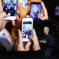 Apple giù utili, è la prima volta dal 2001