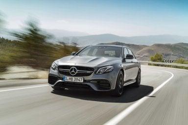 Mercedes, ecco la Classe E più potente di sempre