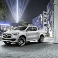 Mercedes Classe X Pickup Concept