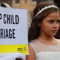Spose bambine: domani il banchetto di un (finto) matrimonio precoce forzato