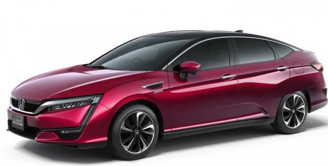 Honda Clarity, l'idrogeno da record