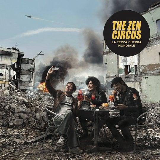 "Zen Circus, la ""Terza guerra mondiale"" è già qui"