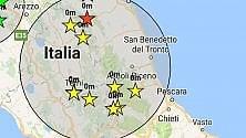 L'ITALIA CENTRALE TREMA DI NUOVO