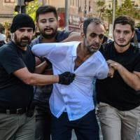 Turchia, proteste e scontri dopo l'arresto dei sindaci di Diyarbakir