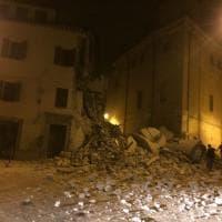 Terremoto in Centro Italia: le case crollate a Camerino