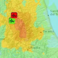 Terremoto in Centro Italia, l'area del sisma - interattivo