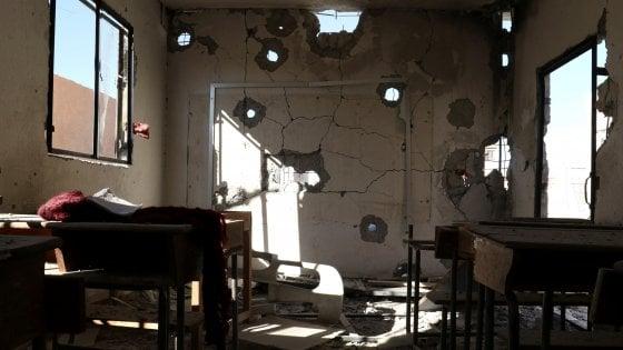 Siria: Unicef, 22 bimbi uccisi in raid su scuole