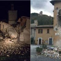 Terremoto in Centro Italia, il fotoracconto