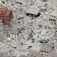 Terremoto in Centro Italia, ad Amatrice crolla il
