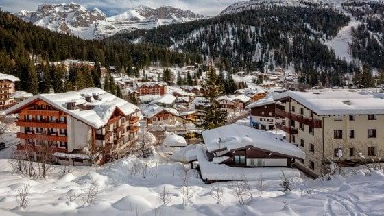 Un albergo storico nel cuore delle Dolomiti