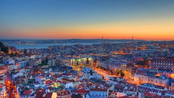 Il fascino di Lisbona non ha stagioni