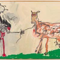 Omaggio a Basquiat, genio maledetto