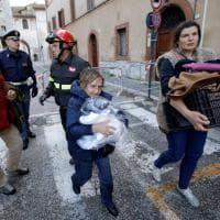 Terremoto Centro Italia,  gli sfollati in cerca di un rifugio
