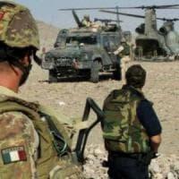 L'Italia spende 160mila euro al giorno per la missione in Libia