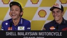 Rossi-Marquez un anno dopo a Sepang: ''Passato è passato, idee rimaste''