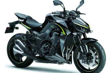 Ancora più aggressiva la Kawasaki Z1000 Edition R