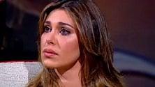 L'intervista di Maurizio Costanzo   e le lacrime di Belen Rodriguez