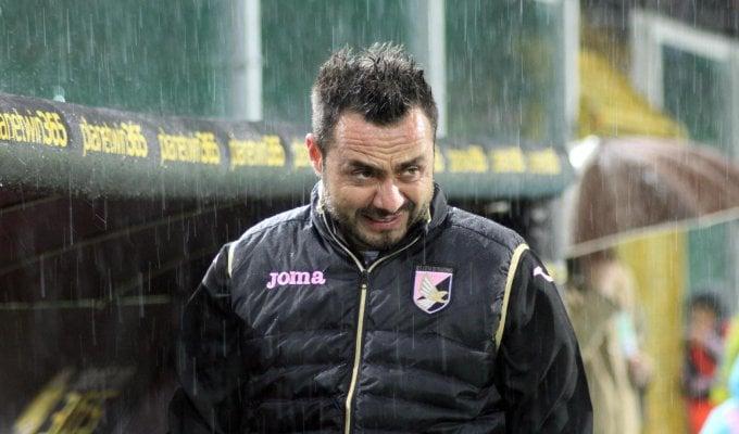 """Palermo, De Zerbi: """"Siamo deboli mentalmente"""""""