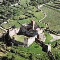 Le terre del vino: sulle colline del Soave, figlio di un vulcano