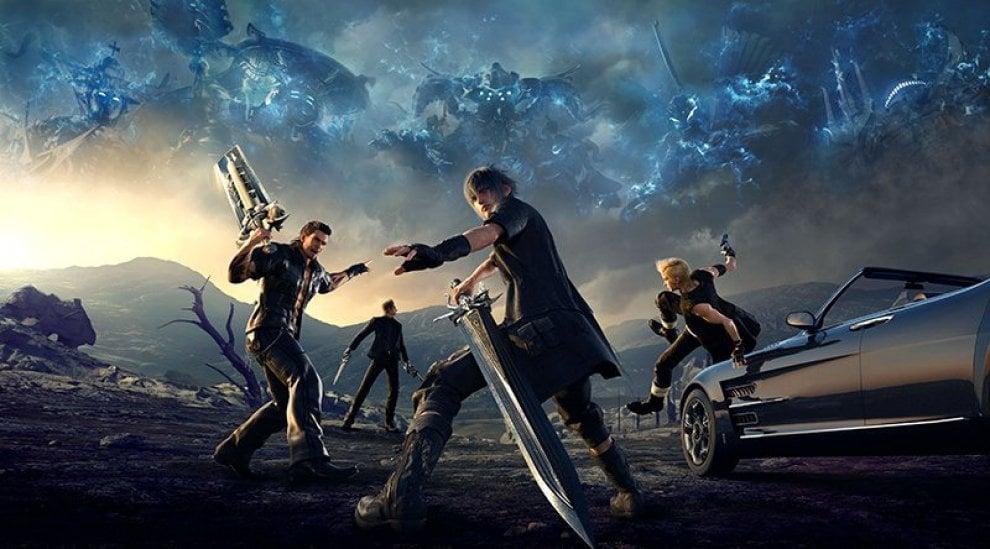 Final Fantasy XV. Arriva il nuovo capitolo della saga