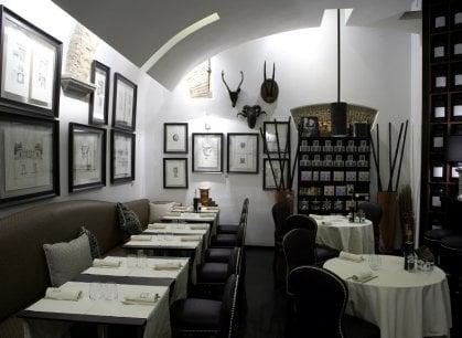 Roma a tavola: metà market (biologico) e metà trattoria