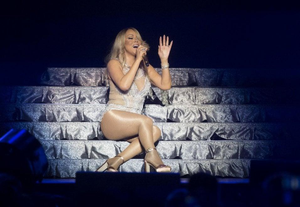 Mariah Carey spende troppo, matrimonio addio