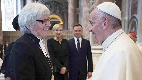 Francesco, Lutero e il valore condiviso della riforma
