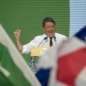 A un mese dal voto in vantaggio il No, il Pd si compatta intorno al premier