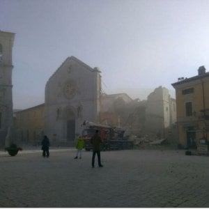 Da Amatrice a Norcia a Roma, il patrimonio artistico in ginocchio