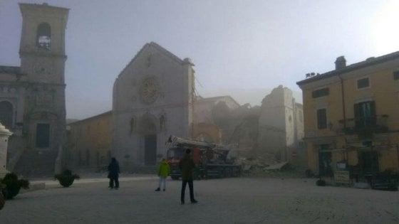Da Amatrice a Norcia a Roma, il patrimonio artistico messo in ginocchio dal sisma