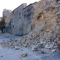 Terremoto Centro Italia: le immagini di Norcia e Preci