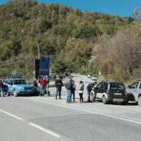 Terremoto Centro Italia,  lesionato pilone del viadotto: chiusa la Salaria ad Arquata del Tronto