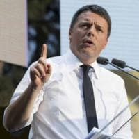 Terremoto: Renzi: