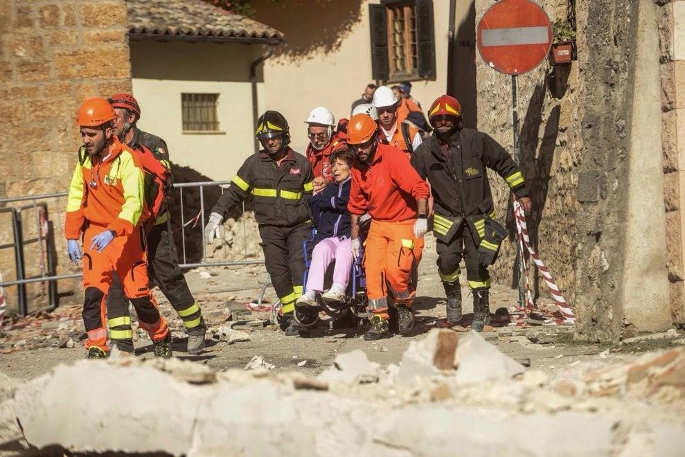 Terremoto Centro Italia: epicentro Norcia