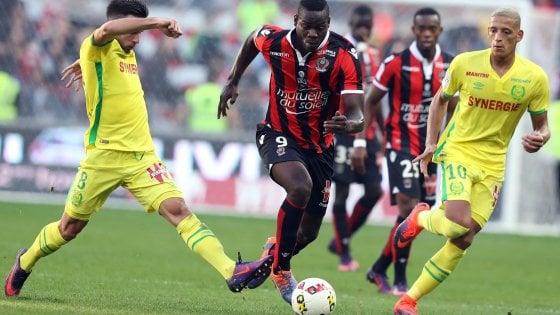 Francia, Balotelli fa volare il Nizza: rossoneri sempre più leader