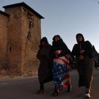 Terremoto Centro Italia, la notte dopo il sisma: il risveglio degli sfollati
