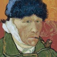 Van Gogh e l'orecchio mozzato: