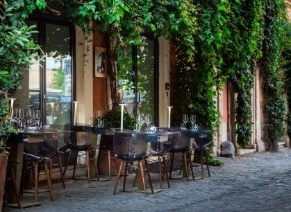 Roma a tavola: la tavolozza di sapori di Giulio Terrinoni