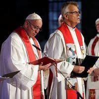 Il Papa in Svezia: