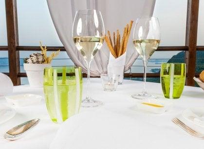 Sul Lago di Garda una cucina light tutt'altro che triste