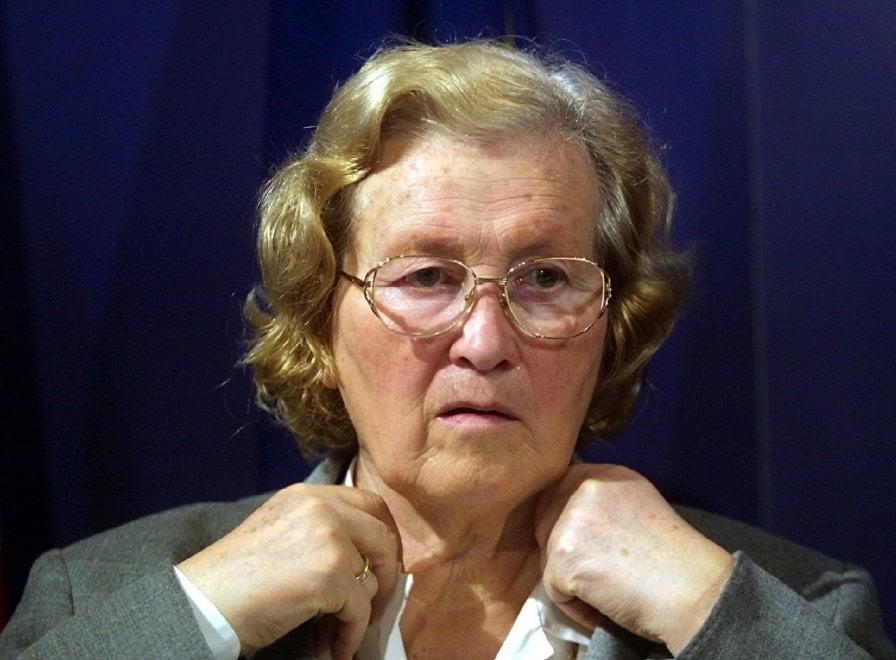 Morta Tina Anselmi, prima donna ministro e presidente Commissione P2