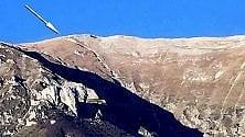 Sul Monte Vettore una spaccatura lunga oltre 10 chilometri /   Foto