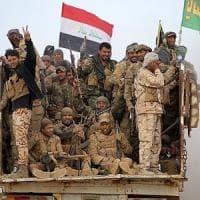 Mosul, le forze irachene entrano in città. Battaglia strada per strada contro l'Isis