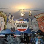 Halloween e le presidenziali: